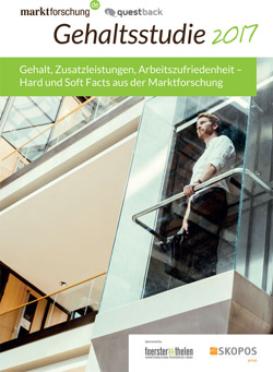 Gehaltsstudie 2017 Cover (Bild: nd3000 - Thinkstock)